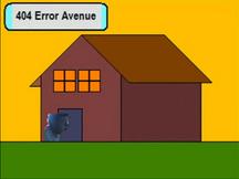 404 Error Avenue