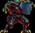 Evil Leopold true form