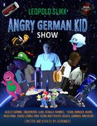 AGK Show Poster