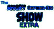 The Angry German Kid Show Extra Logo