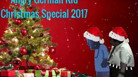 AGK Episode -5- Angry German Kid Christmas 2017