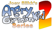 JOEY SLIKK'S AGK SERIES SEASON 2 LOGO