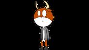 Logan the Deer Shocked