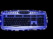 Blue Orb Keyboard
