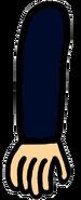 Kyle arm (Navy blue)