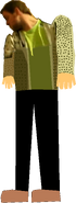 Angry Lithuanian Kid Sprite
