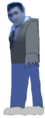 Emun Lachter from KeyBoardCrasherTV's AGK Series Sprite
