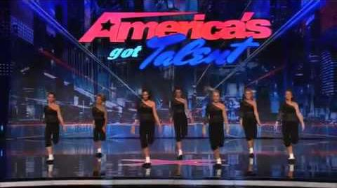 America's Got Talent 2013 - The Academy Puts a Modern Spin on Irish Clog Dancing - New AGT Audition