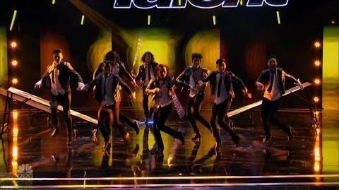 America's Got Talent 2016 Malevo Argentinian Gauchos Full Judge Cuts Clips S11E10