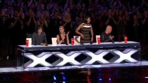 America's Got Talent 2015 The Gentleman Auditions 5