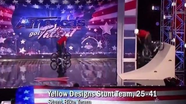 Yellow Designs Stunt Team