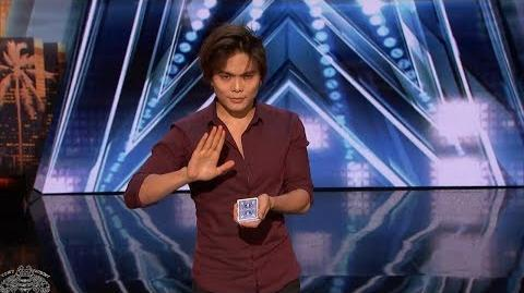 America's Got Talent 2018 Shin Lim Full Audition S13E01