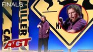 AGT's Best Comedian?! Ryan Niemiller's Stories Will Make You LOL! - America's Got Talent 2019