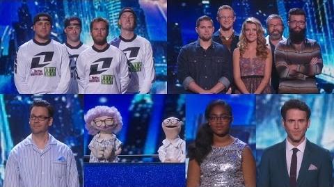 America's Got Talent 2015 S10E22 Semi Finals Round 1 Results 1