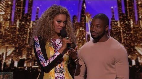 America's Got Talent 2017 Preacher Lawson Judges' Comments Live Shows S12E13