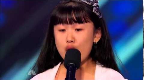 America's Got Talent 2014 Grace Ann Gregorio Auditions 4