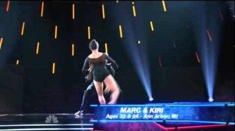 America's Got Talent 2015 Marc & Kiri Judges Cuts Week 1