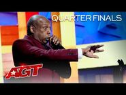 Michael Winslow Will SHOCK You With His Voice - America's Got Talent 2021
