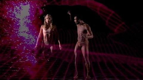 America's Got Talent 2015 S10E03 Freelusion Dance Company Amazing Visual Experience