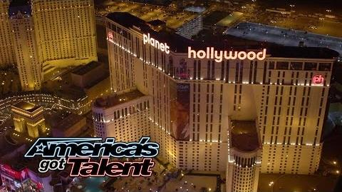 AGT Live Show Heads to Las Vegas - America's Got Talent 2014
