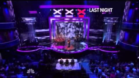 Q1 Results ~ America's Got Talent 2011 LIVE (p2)-1