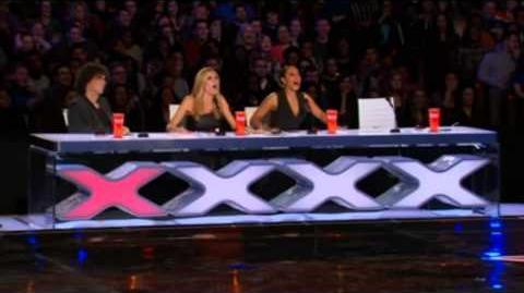 America's Got Talent 2015 Chris Jones Auditions 1