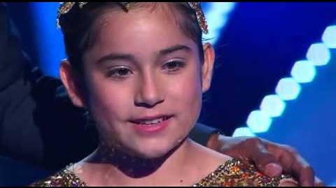 Melody Caballero - America's Got Talent 2013 Season 8 - Radio City Music Hall FULL