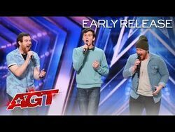 """T.3 Will SURPRISE You With """"Into The Unknown"""" - America's Got Talent 2021"""