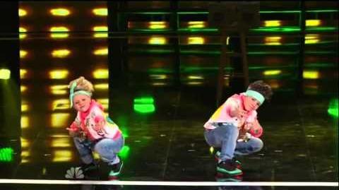 America's Got Talent 2015 Elin and Noah Judges Cuts Weeks 1
