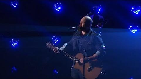 America's Got Talent 2015 S10E15 Live Shows - Benton Blount