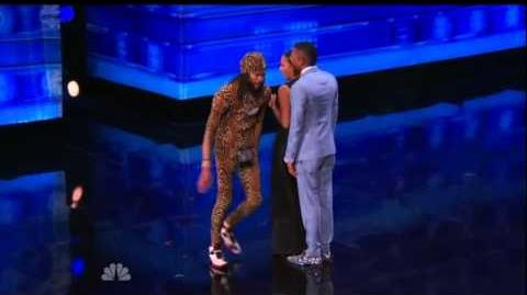 America's Got Talent 2015 Tylonthe1 Auditions 6