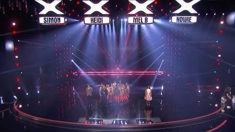 America's Got Talent 2017 Dunkin Save Winner Semi-Finals Results S12E22
