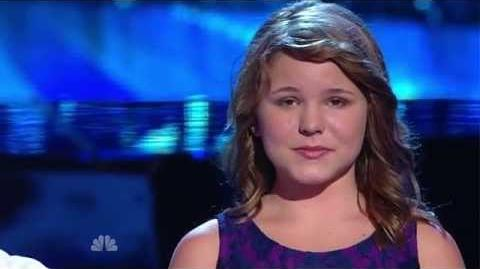 Anna Christine - America's Got Talent 2013 Season 8 - Radio City Music Hall