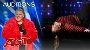 Amanda LaCount Delivers Confidence And Stunning Dance To Todrick Hall! - America's Got Talent 2020