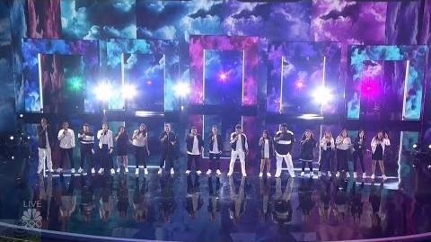 America's Got Talent 2016 Musicality Inspirational Inner-City Choir Live Shows S11E12
