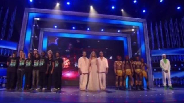 1st Semi-Final Results ~ America's Got Talent 2011 (p1)-0