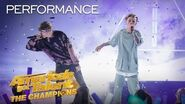 Will Bars and Melody Impress Simon Cowell AGAIN?! - America's Got Talent The Champions