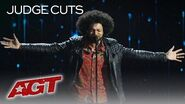 """WOW! Mackenzie Stuns With Soulful Cover Of """"Faithfully"""" by Journey - America's Got Talent 2019"""