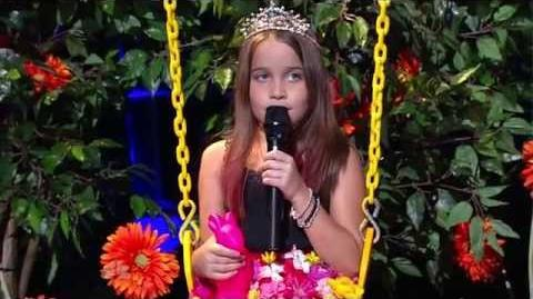 Aaralyn and Izzy - America's Got Talent 2013 Season 8 - Radio City Music Hall