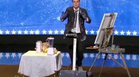 John_Kilduff_on_America's_Got_Talent