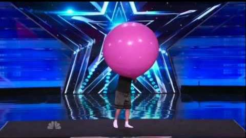 America's Got Talent 2015 The Rope Warrior Auditions 6