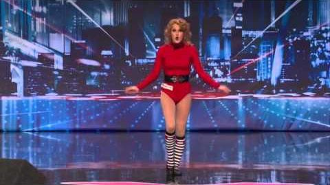 Aneya Marie - America's Got Talent 2013 Season 8 Week 4 Auditions