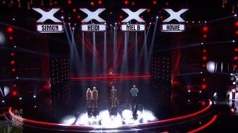 America's Got Talent 2016 Live Shows Round 1 Results Part 2 S11E13