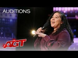 Comedian Gina Brillon Will Make You Laugh with This Funny Stand-Up - America's Got Talent 2021