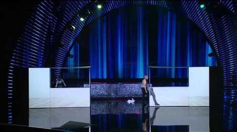 Dave Shirley - America's Got Talent 2013 Season 8 - Radio City Music Hall