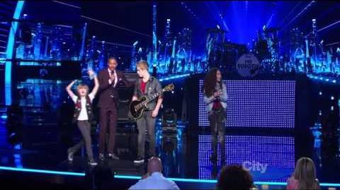 The Robotix - America's Got Talent 2013 Season 8 - Radio City Music Hall FULL