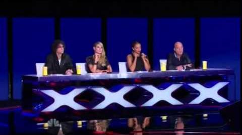 America's Got Talent 2014 Carly Jo Jackson New York Week Day 1