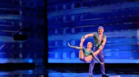 America's Got Talent 2015 Sergey and Sasha Auditions 1