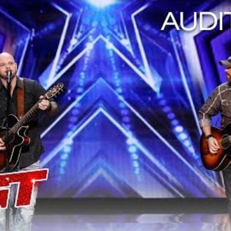 Broken Roots Performs Bon Jovi Classic Together For The First Time EVER! - America's Got Talent 2020