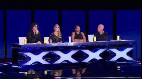 America's Got Talent 2014 Quintavious Johnson New York Week Day 1